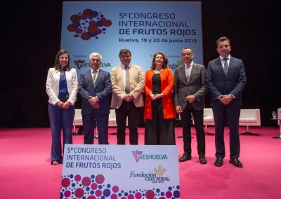5º Congreso Internacional de Frutos Rojos