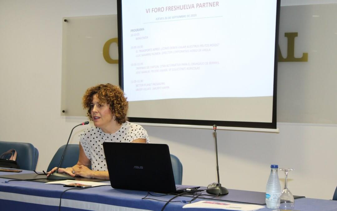 Freshuelva celebra su VI Foro Partner de Frutos Rojos