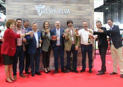 Maridaje DO Condado de Huelva