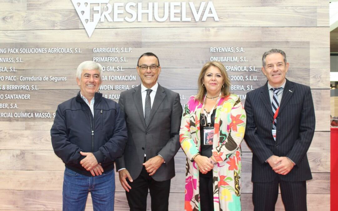 Freshuelva exhibe su apuesta por la diversificación en Fruit Attraction