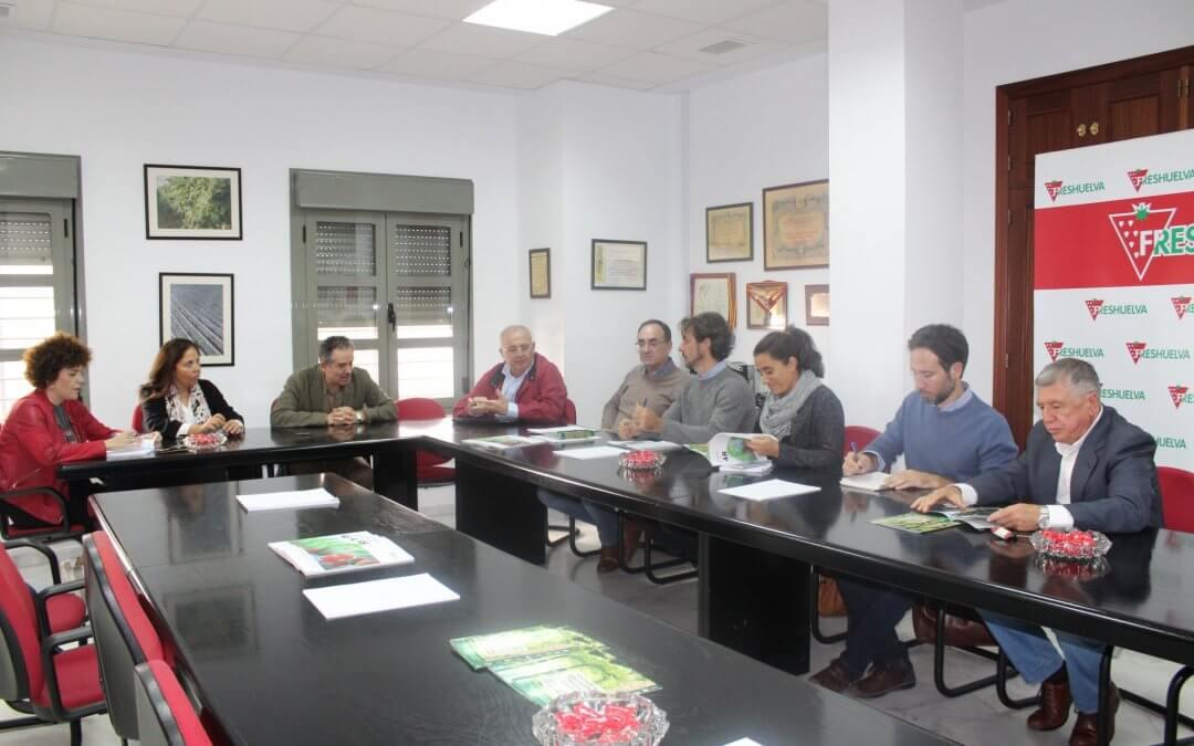 El Grupo Consultivo de Ferdoñana valora el desarrollo del proyecto