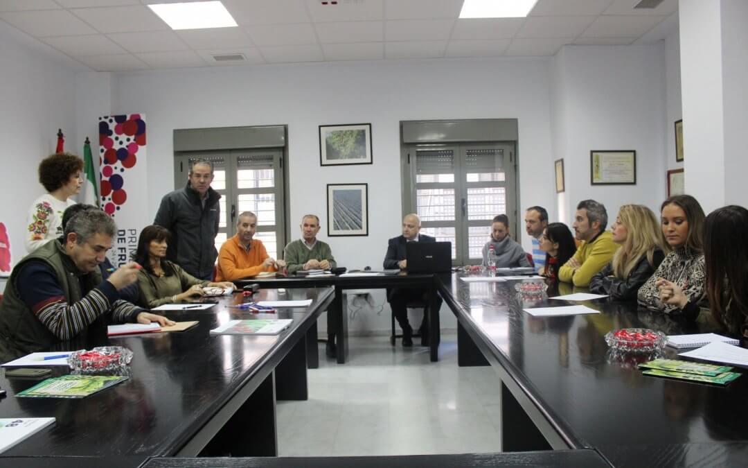 Freshuelva organiza con Arola unas jornadas formativas sobre los nuevos Incoterms