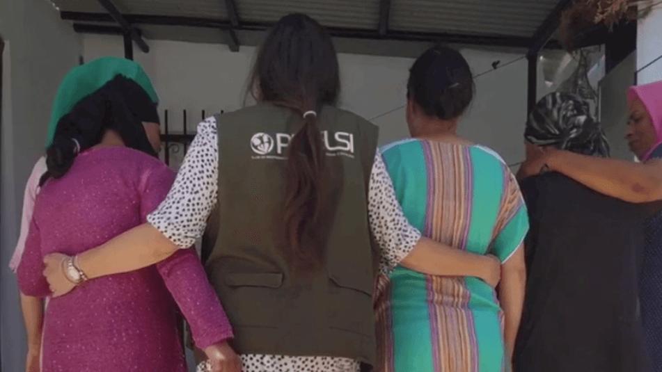 Los consultores de integración del Prelsi difunden un video para tranquilizar a las trabajadoras marroquíes