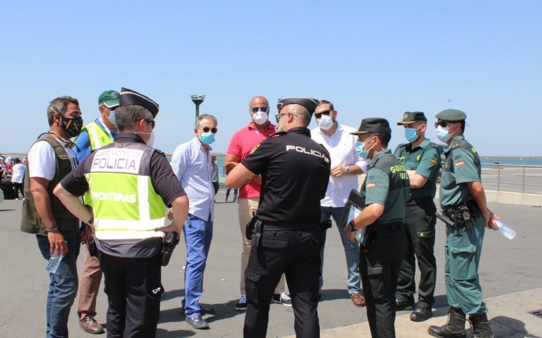 Freshuelva acompaña a sus trabajadoras contratadas en origen en su regreso a Marruecos