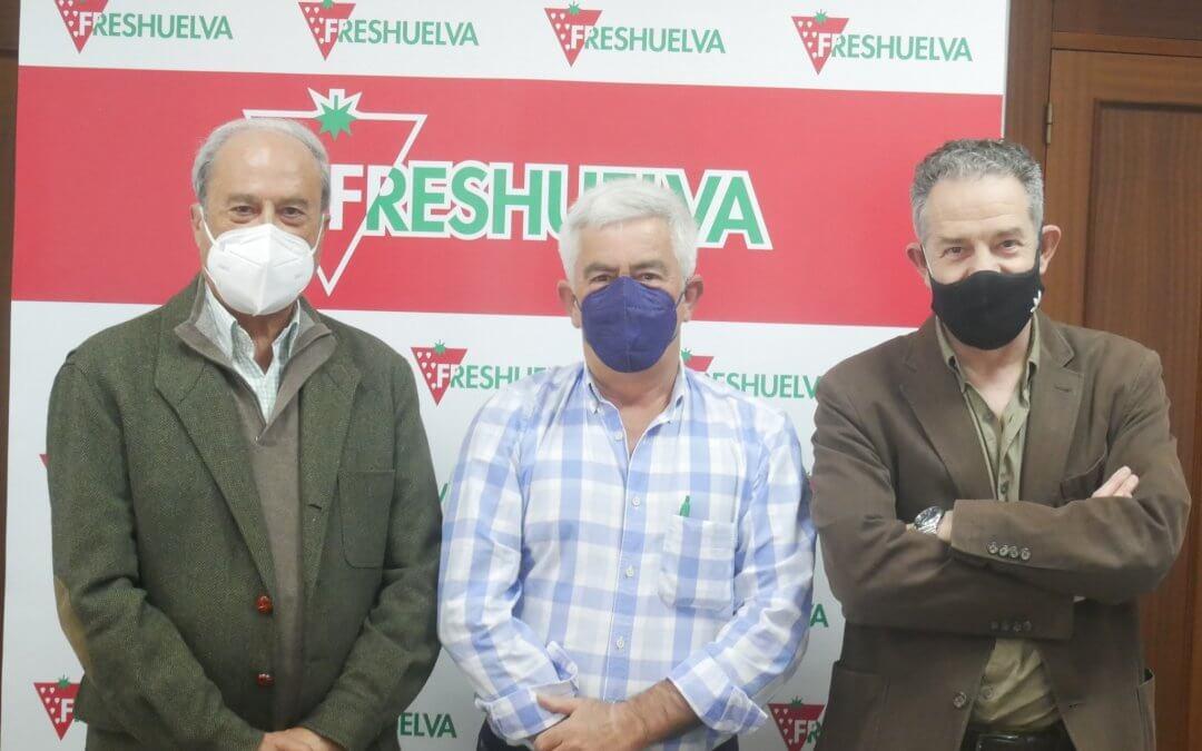 Freshuelva y HuelvaPort estrechan relaciones para crear nuevas sinergias