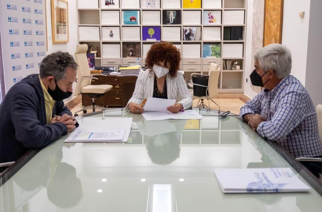 La Diputación de Huelva consolida su apoyo a Freshuelva