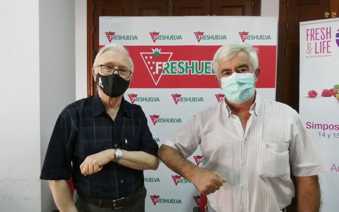 Freshuelva y la Fundación TAU impulsarán el empleo de las personas con discapacidad intelectual de Huelva